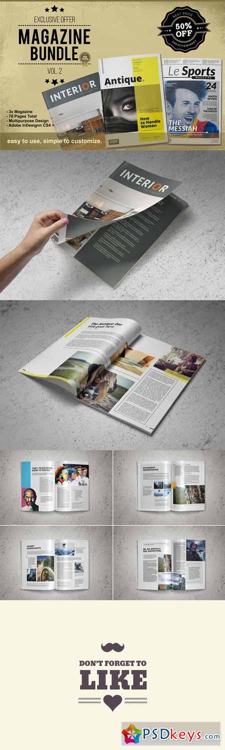 MGZ Bundle Vol. 2 359501