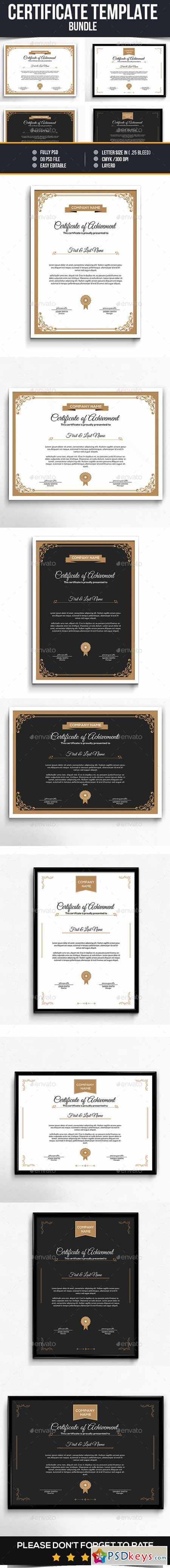Certificates Bundle 12816657
