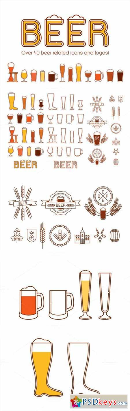 Beers, glasses and logos vol.2 246728