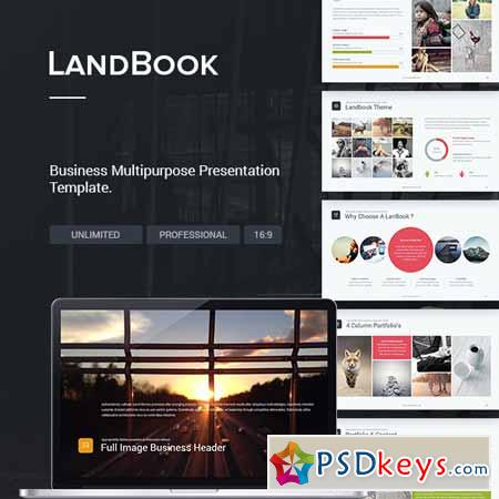 Business Theme - LandBook 12373336