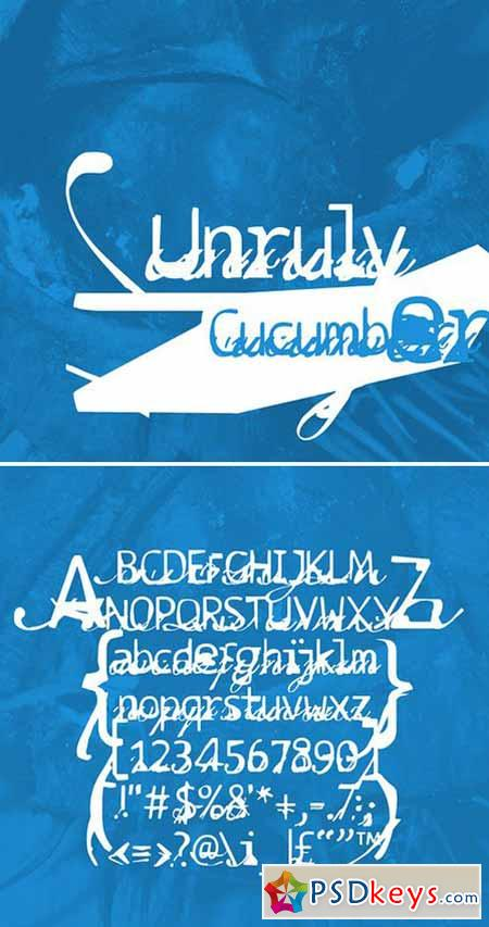 LRC Type - Unruly Cucumber