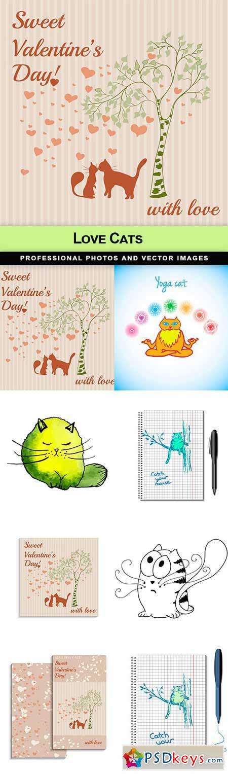 Love Cats - 8 EPS
