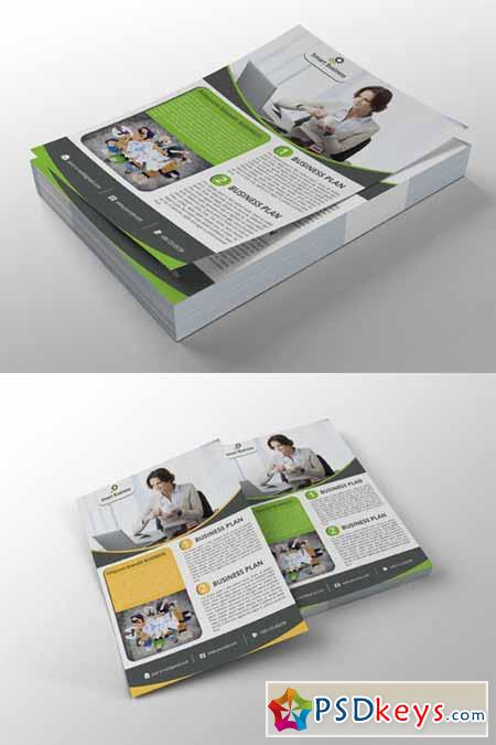 Corporate Business Flyer 372546