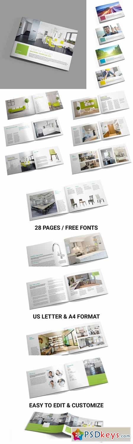 Interior Design Brochure 377668