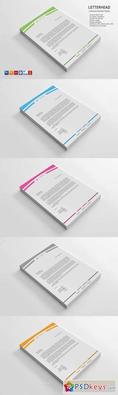 Corporate Letterhead 373383