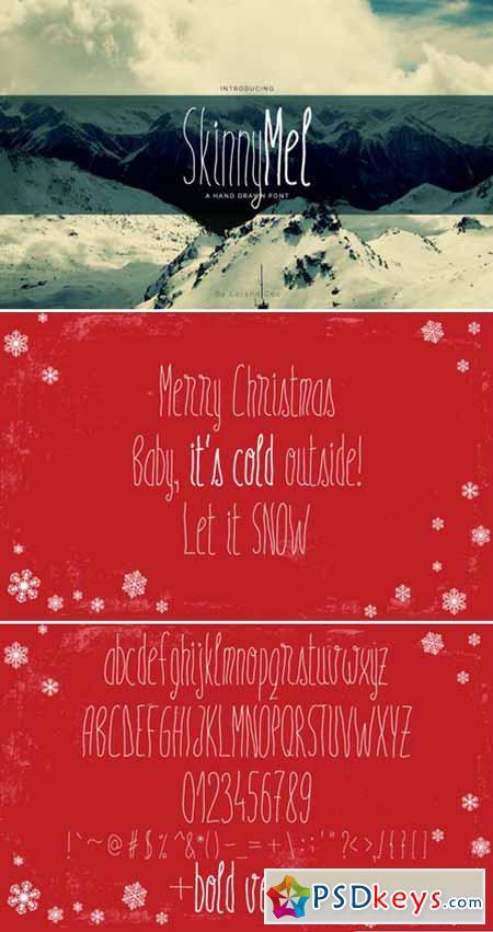 SkinnyMel - perfect for Christmas 377792