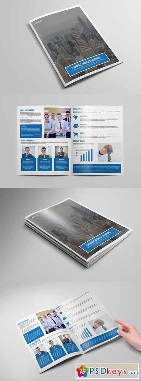 Business Brochure 377647