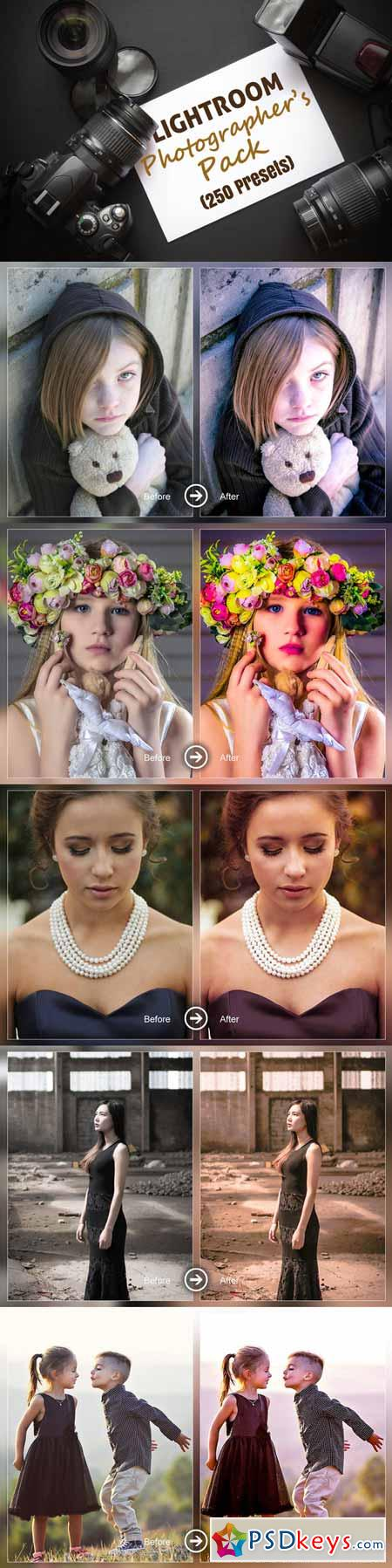 Photographer's Lightroom Preset Pack 371941