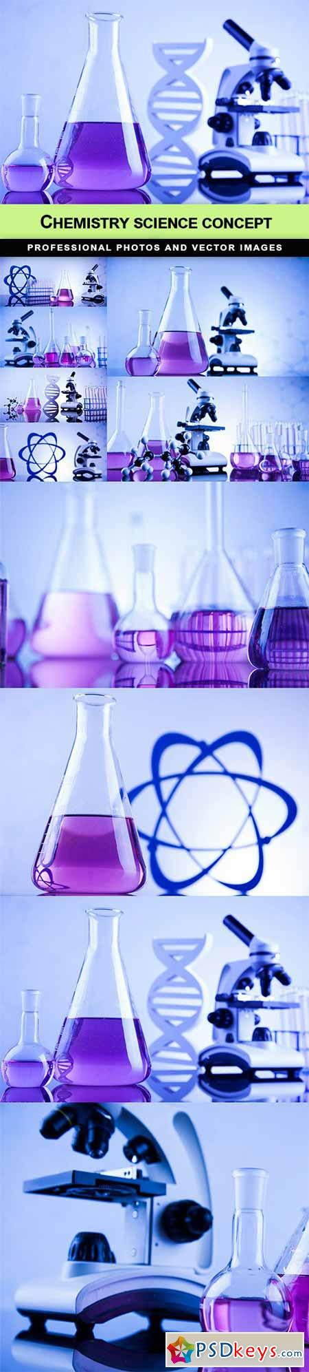Chemistry science concept - 10 UHQ JPEG
