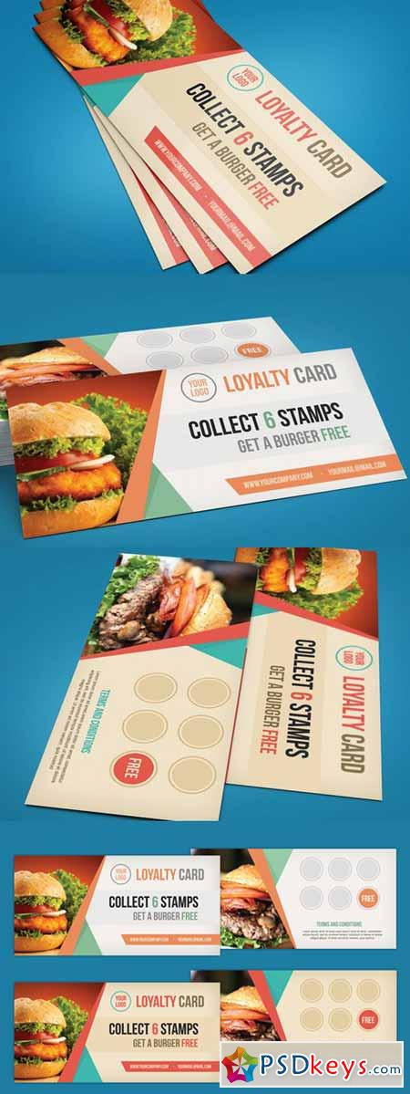 Loyalty card 2 364377