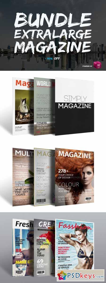 Extra Bundle Magazine 377917