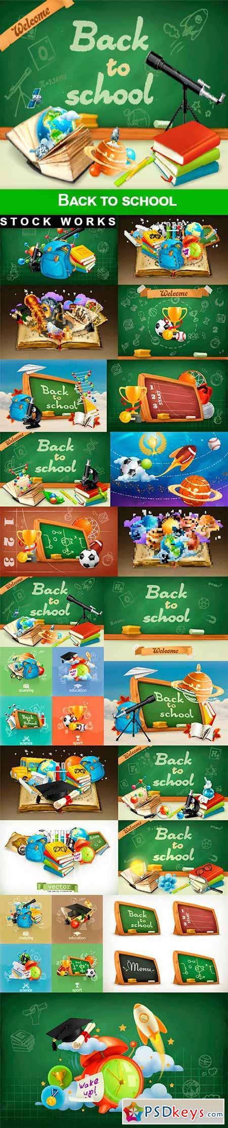 Back to school - 21 EPS