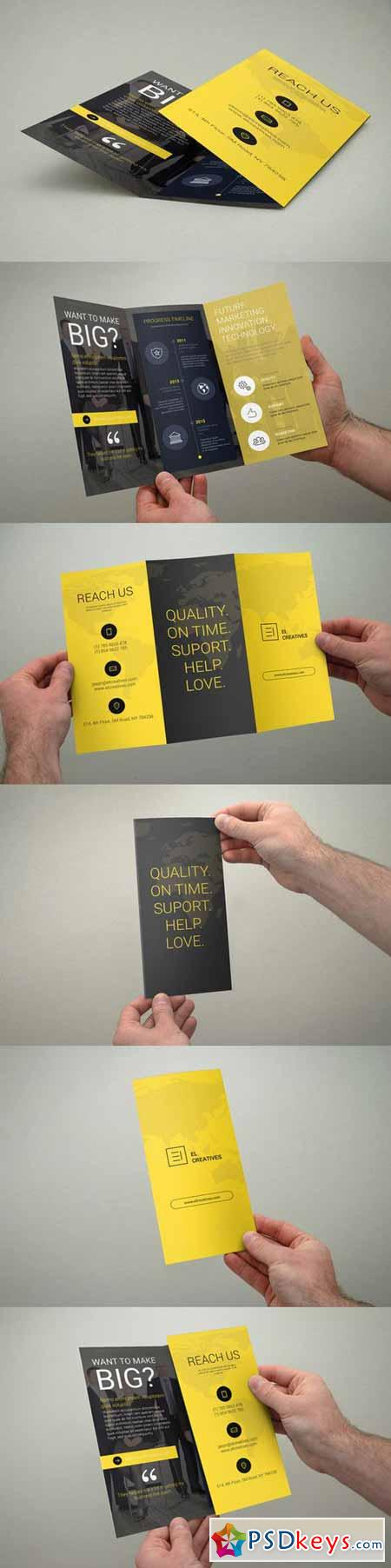 Creative Trifold Brochure 382051