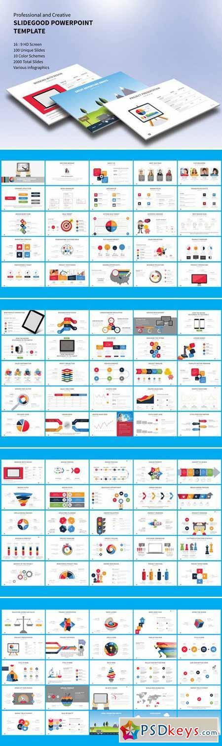 SlideGood Powerpoint Template 385247
