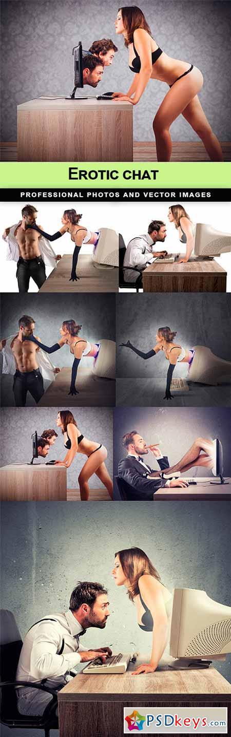 Erotic chat - 7 UHQ JPEG