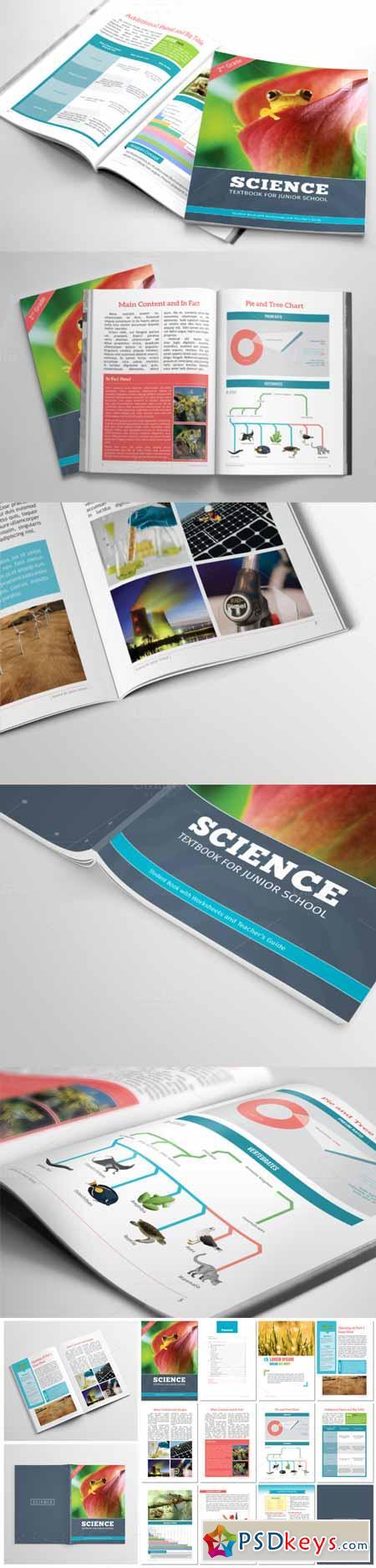 Textbook Template 383065