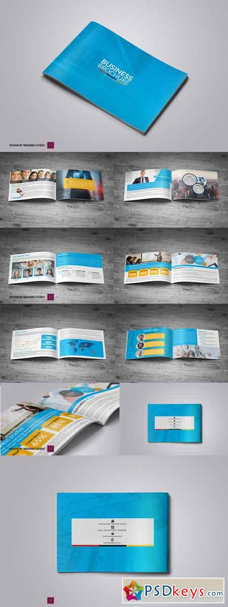 Corporate Brochure 14Pages 391074