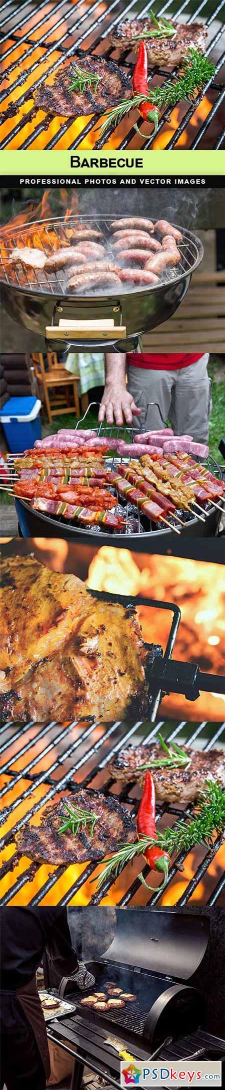 Barbecue - 5 UHQ JPEG