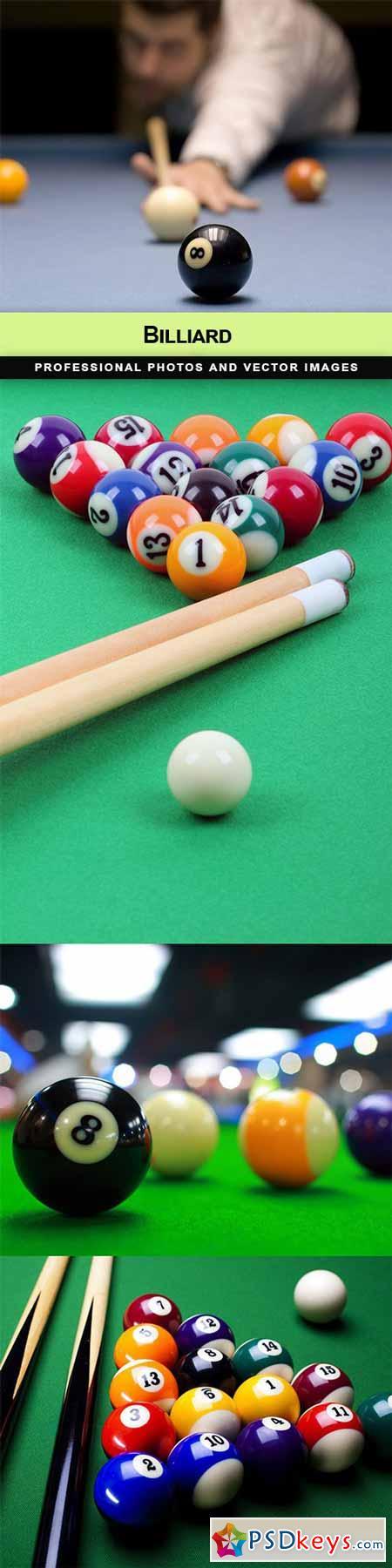 Billiard - 4 UHQ JPEG