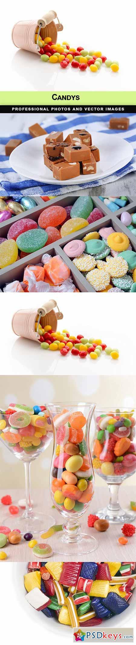 Candys - 5 UHQ JPEG
