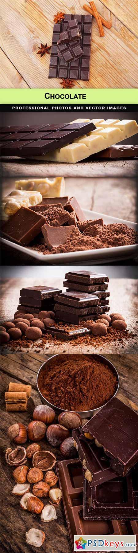 Chocolate - 5 UHQ JPEG