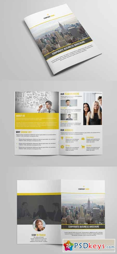 Business Brochure 392733