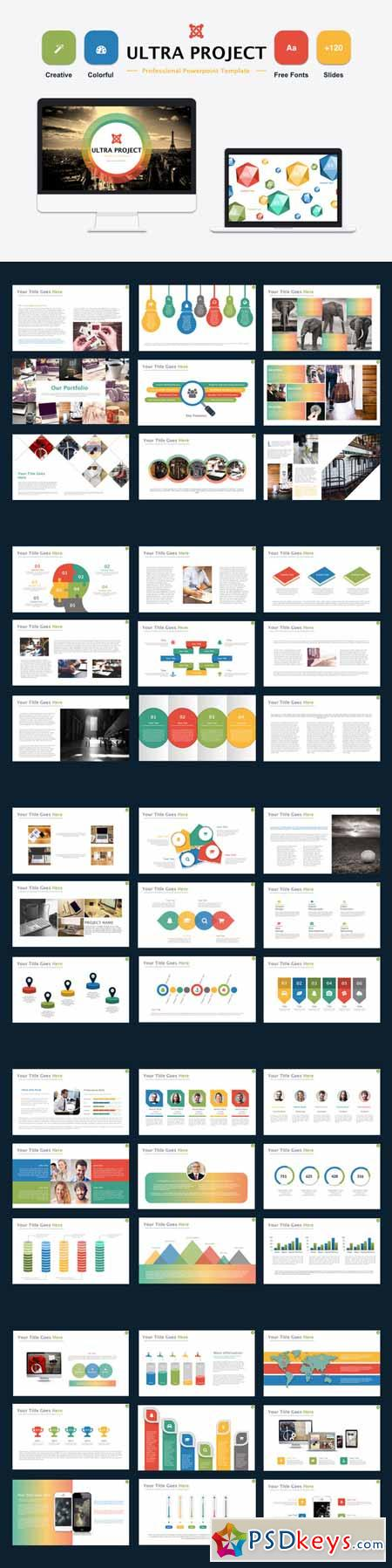 Ultra Powerpoint Template 375156