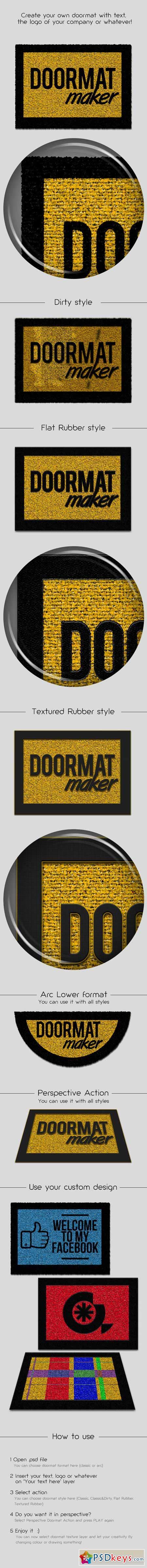 Doormat Maker 13127377