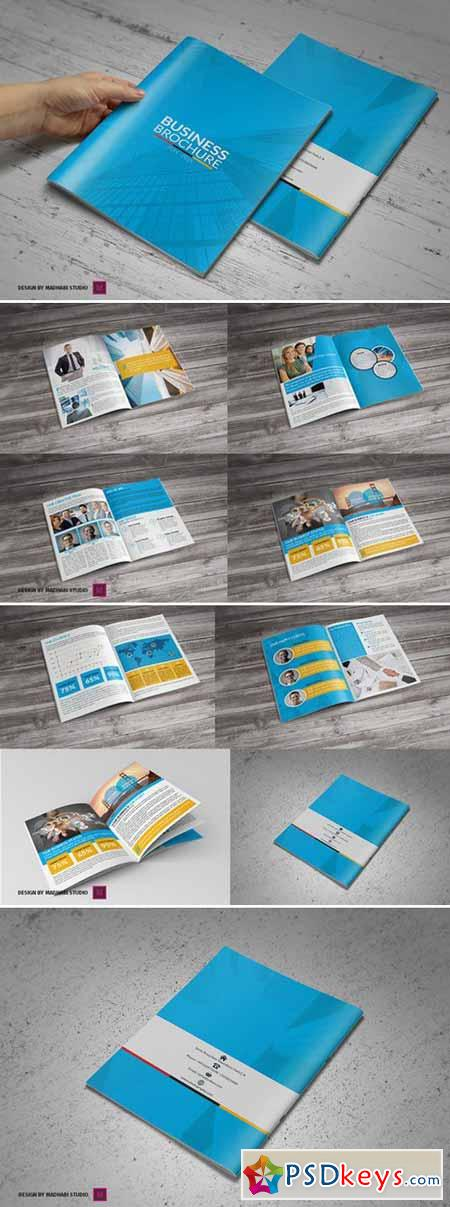 Business Brochure 395958