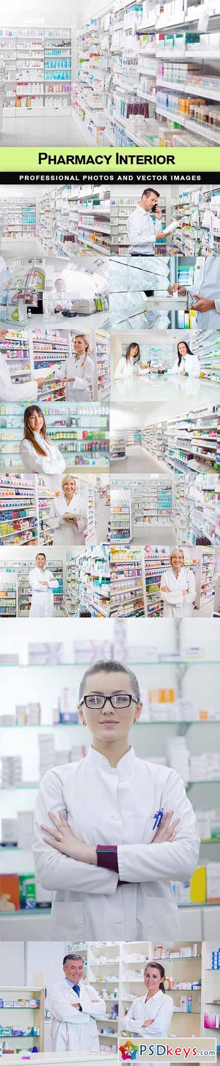 Pharmacy Interior - 14 UHQ JPEG