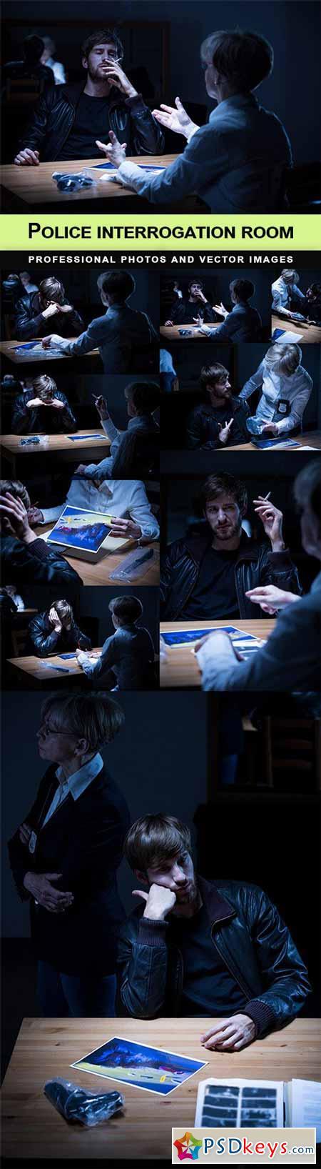 Police interrogation room - 9 UHQ JPEG