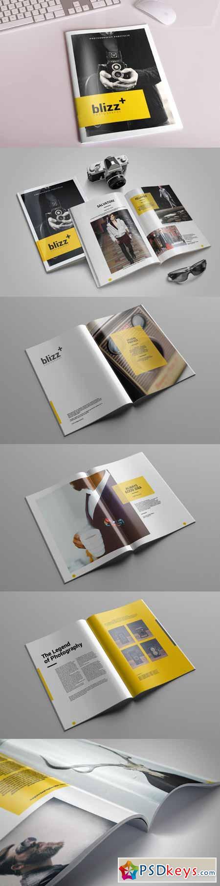 Blizz+ Portfolio 399587