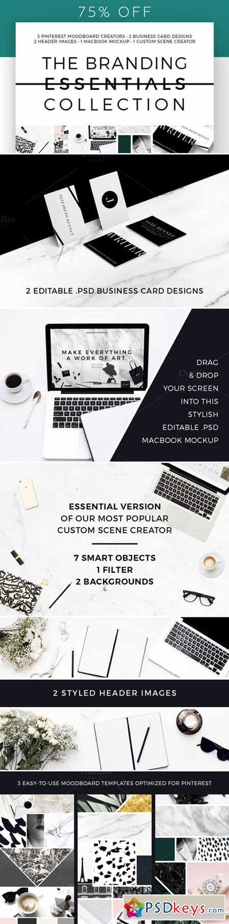 The Branding Essentials Collection 401689