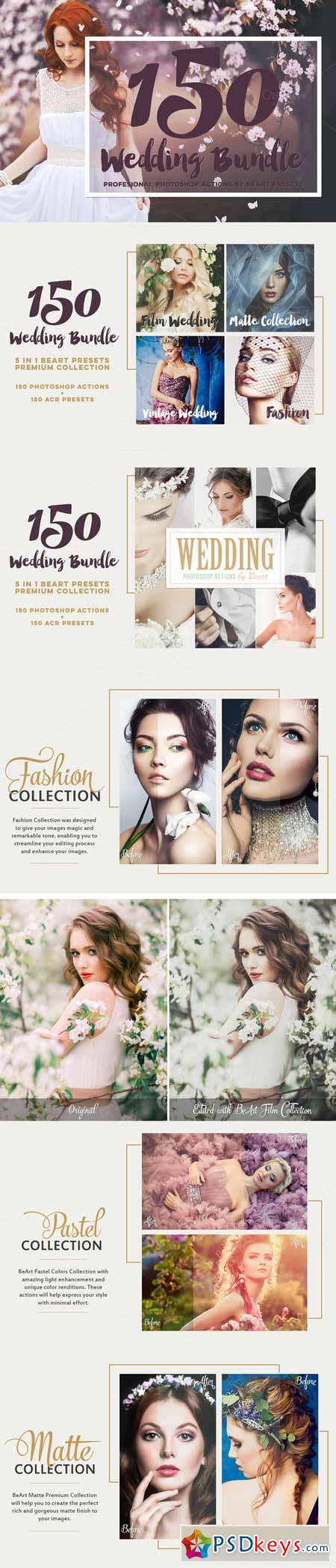 The Best Wedding Photoshop Actions 397418
