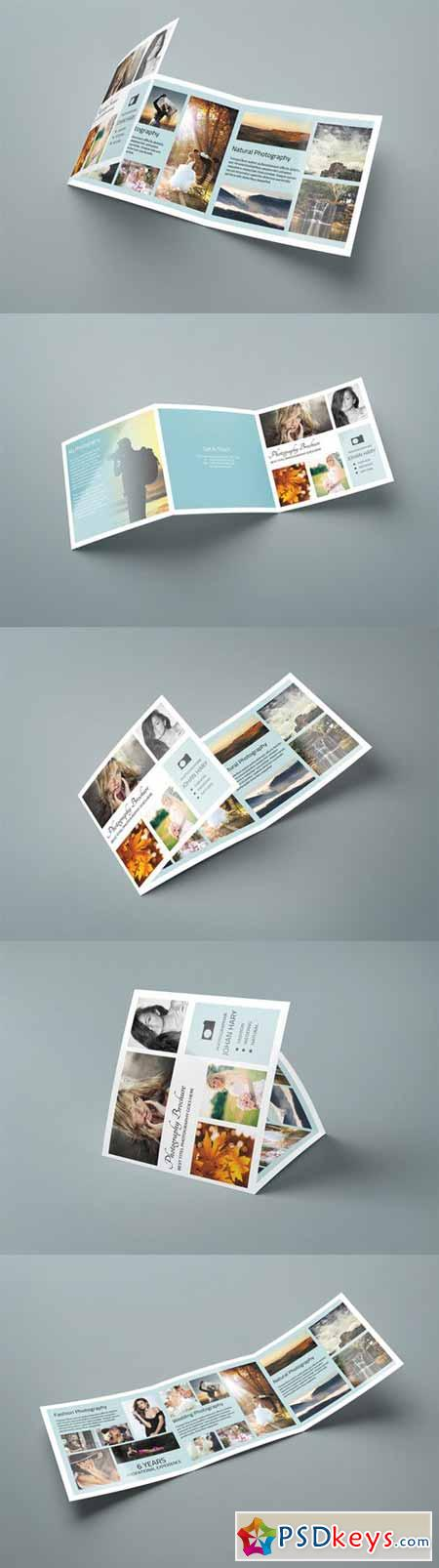 Trifold Photography Brochure 396014