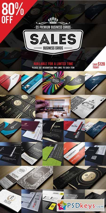 Business Cards Bundle 84100