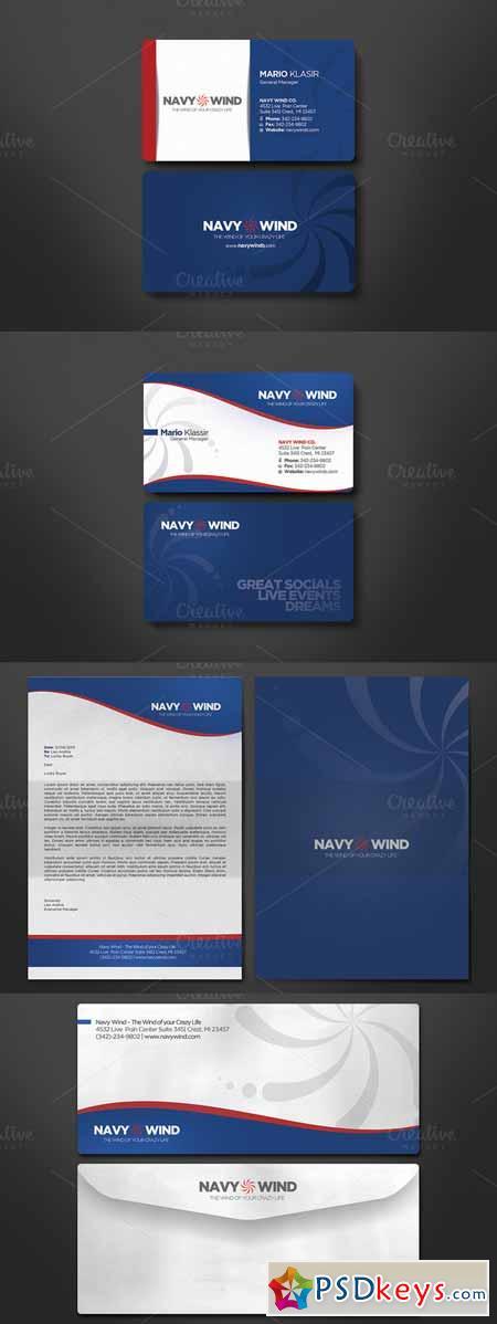 Modern Corporate Identity 401260