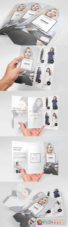 Fashion Tri-Fold 405737