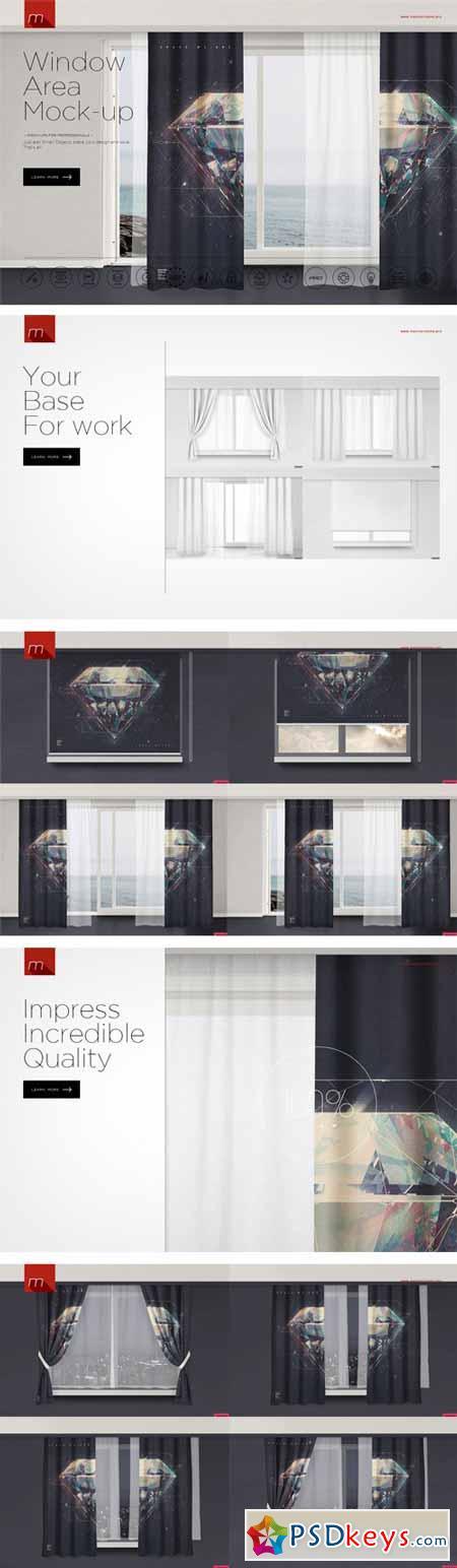 Window Area Creator Mock-up 394614