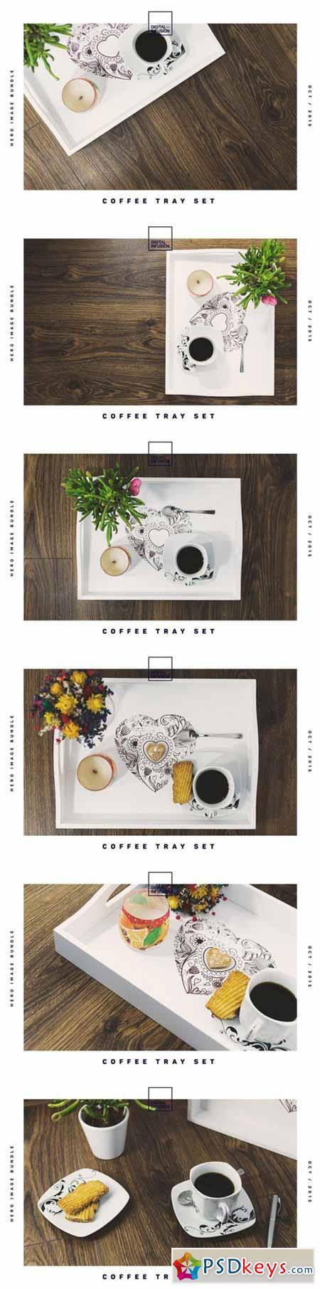 Coffee Tray Set Hero Image Bundle 409394