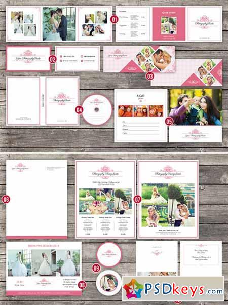 Marketing set for Photographer 410010