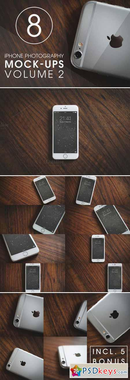 iPhone Photography Mock-Ups [Vol. 2] 409866