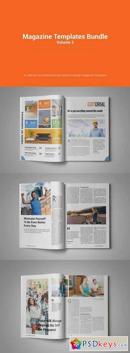 Magazine Bundles Vol.3 403811