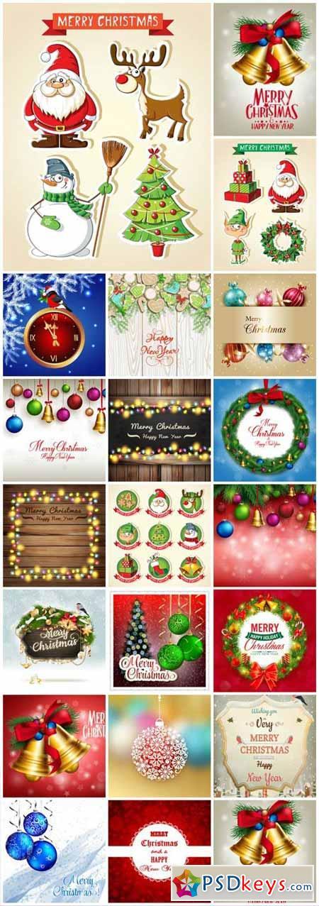 Christmas vector collection