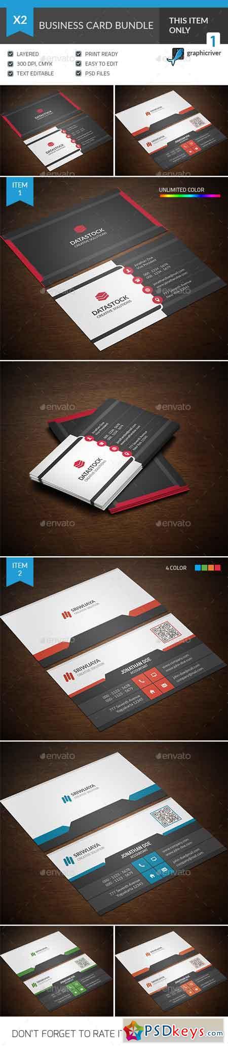 Business Card Bundle 13343210