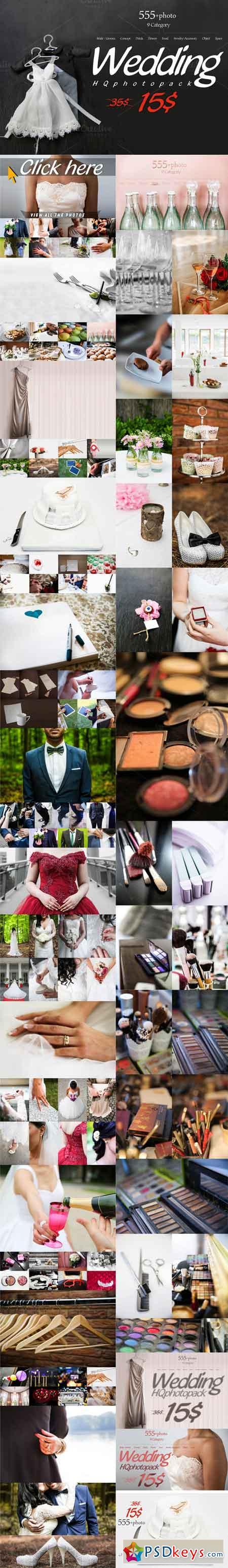 555+Photo Wedding Pack 385274
