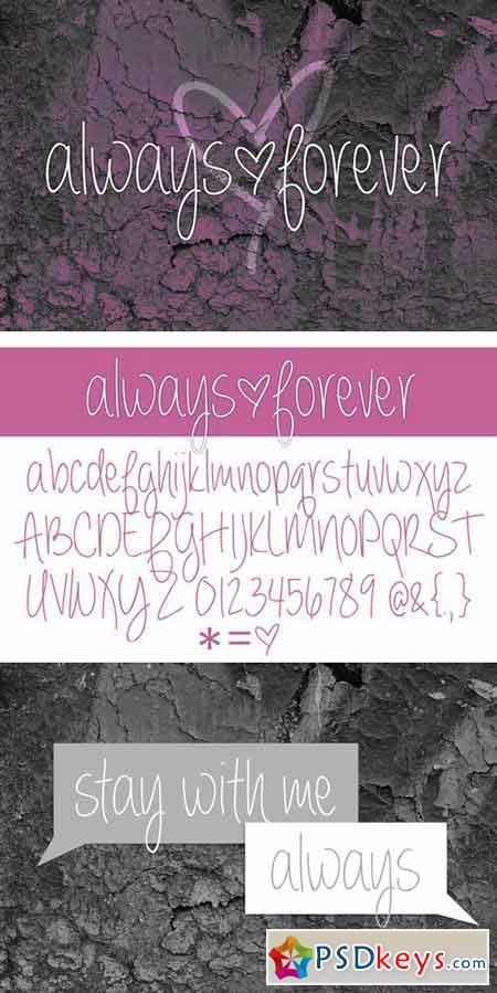Always Forever 91098