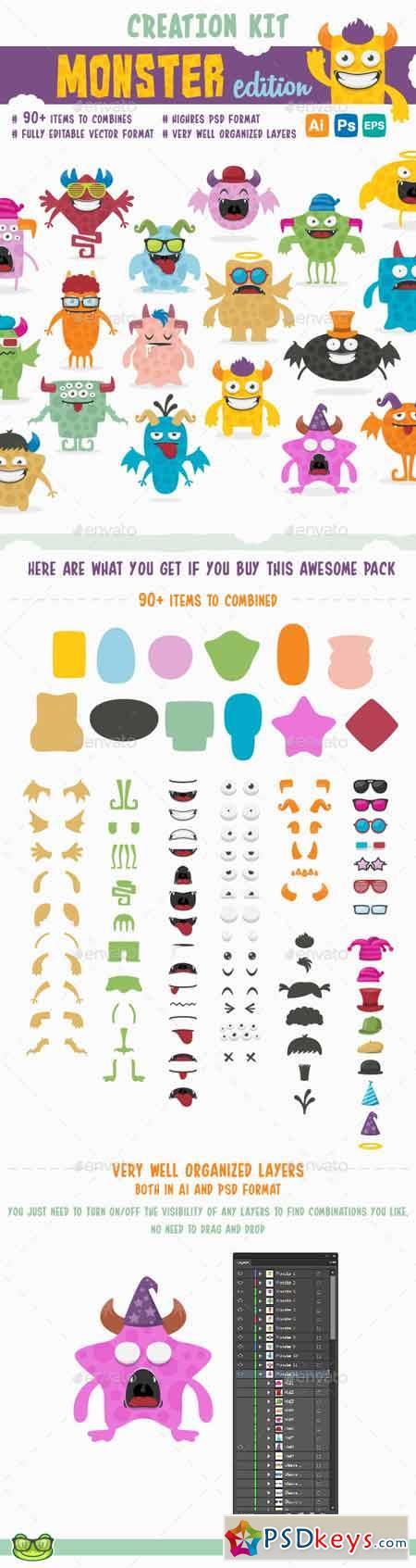 Creation Kit Monster Edition 9953610