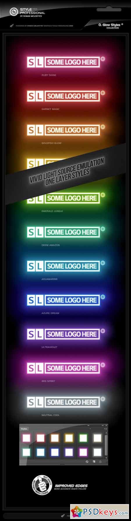 Glow Styles Pro 13338111
