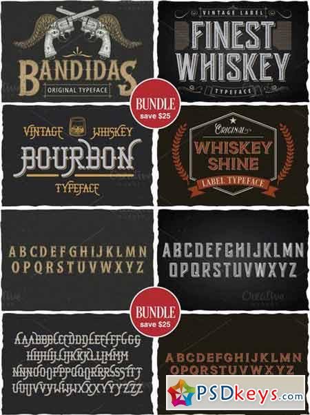 Whiskey Theme Boundle 413246